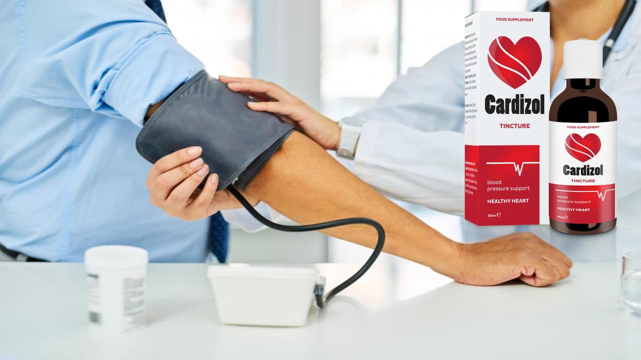 Cardizol - коментари, мнения, цена, състав и производител..